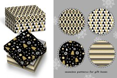 20 Winter seamless patterns Product Image 2