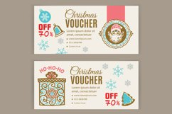 Christmas Voucher with Santam Gift, Off 70 percent Product Image 1