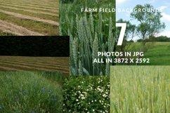 Farm field digital background Product Image 1