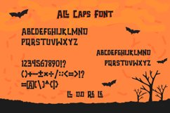 Halloween - Spooky Font Product Image 5
