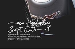 Atakana Handwriting Font Script Product Image 4