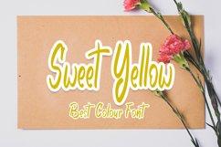 Sweet Yellow Product Image 1