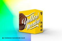 5.5.3 Simple 3D Box Mockup PSD Product Image 1