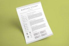 Elegant MS Word Resume  Product Image 4