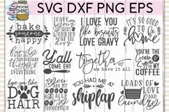 Rustic Home Bundle of 42 SVG DXF PNG EPS Cutting Files Product Image 2