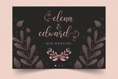 Ellise - Lovely Script Font Product Image 3