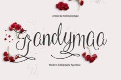 Grandymaa Typeface + Swashs Product Image 1