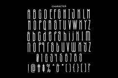 Web Font Bulga Product Image 2