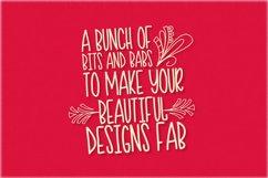 Swooshy Bois - Doodle Font Product Image 5