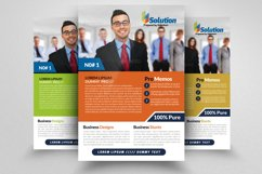 Auditing Firm Flyer & Ad Poster Product Image 1