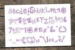 Mrs Doodle Fonts Product Image 2
