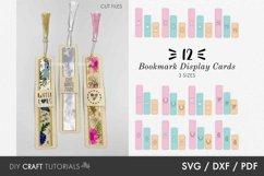 Bookmark Display Card svg, Bookmark Holder svg Product Image 2