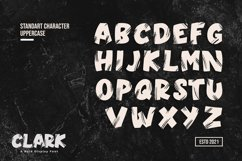 Clark - A Bold Display Font Product Image 3