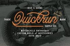 Buryland Typeface Collection Product Image 2