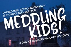 Meddling Kids! - main promo image