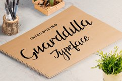 Guarddilla Typeface Product Image 1