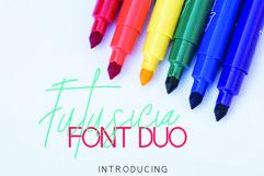 Futusicia Font Duo Product Image 1