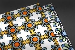Colorful Mandalas Seamless Pattern Pack Product Image 4