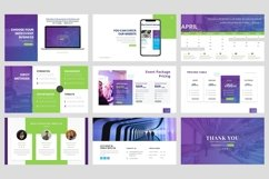 Conference - Event Business Seminar Keynote Template Product Image 5