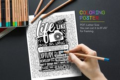 Quote for Coloring - Anti-Stress Product Image 1
