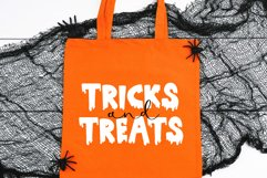 Yikes - A Dripping Halloween Font Product Image 6