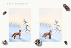 Realistic animals in the forest Product Image 6