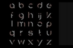 MAQN font Product Image 3