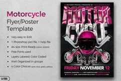 Motorcycle Flyer Template Product Image 1