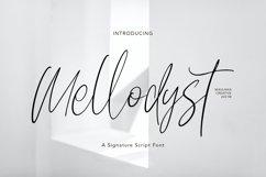 Mellodyst Signature Font Product Image 1