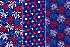 Presidents Day Graphics & Seamless Patterns Product Image 3
