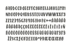 Acres Font Product Image 6