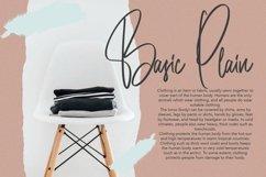 Web Font Buttonhook - Modern Script Font Product Image 4