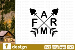 FARM SVG QUOTES | Farm quote svg | Farming saying | Farm svg Product Image 1