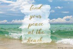 Beach DayScript Font Product Image 6