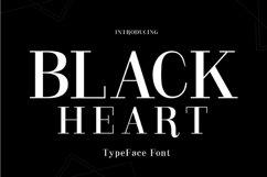 BLACK HEART Product Image 1