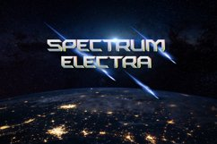 Starzone - SciFi Game Font Product Image 4