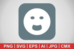 Vector Shouting Icon Product Image 1