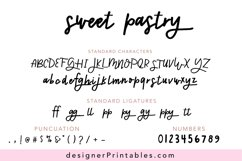 Sweet Pastry Font Product Image 2