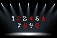 Diamanda Spotlight - Retro Stage Font Product Image 4