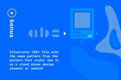 Ramp Display Font Product Image 5