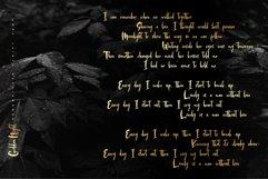 Golden Night script font Product Image 13