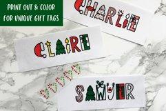 Dasher, A Christmas Holiday Symbols Font Product Image 5