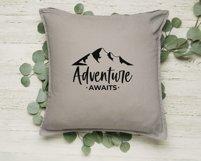 Adventure Awaits- Camping Shirts SVG Product Image 3