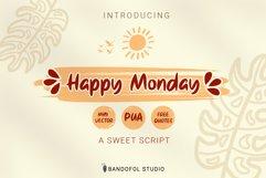 Happy Monday Product Image 1