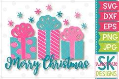 Christmas SVG Bundle - 12 - SVG DXF EPS PNG JPG Product Image 5