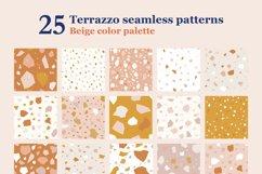 100 Terrazzo seamless pattern Bundle Product Image 7