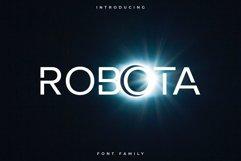 Robota Font Family - Sans Serif Product Image 1