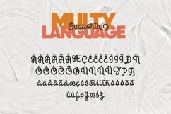 Candys Typeface 40% Off Product Image 4