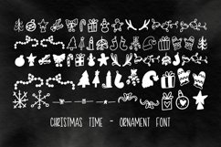 Christmas Time - Ornament Font Product Image 1