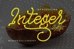 Integer Script Product Image 1